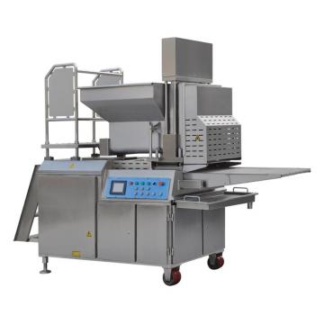 Stainless Steel Fully Automatic Hamburger Patty Forming Machine with Lowest Price