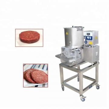 Commercial Automatic High Speed Hamburger Bun Cake Bread Forming Making Machine