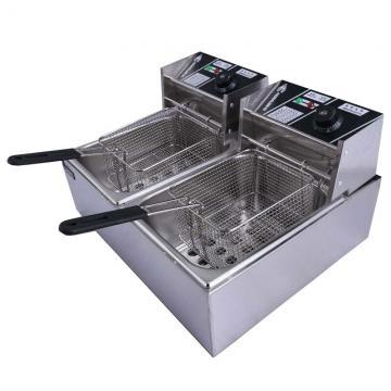 Lj-3500 Deep Groundnut Frying Machine