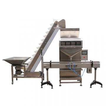Servo Motor Automatic Weighing Filling Sealing Sugar, Salt, Bean, Chips Bagging Machine for Packaging