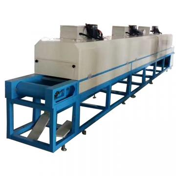 Industrial Microwave Drying Machine/Tunnel Conveyor Belt Type Continue Produce Microwave Dryer