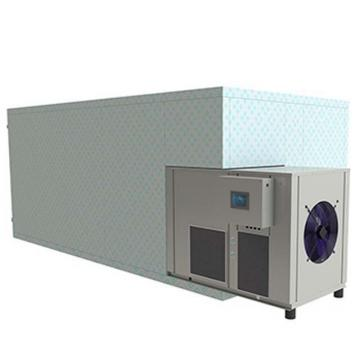 Industrial Tunnel Microwave Dryer Black Soldier Larva