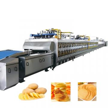 Factory Price Commercial Fruit Banana Slice Potato Chips Dryer Machine