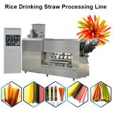 Factory Price PLA biodegradable Plastic Drinking Straw Extruder Making Machines